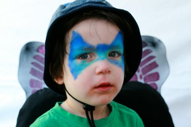 blue-eyed batman